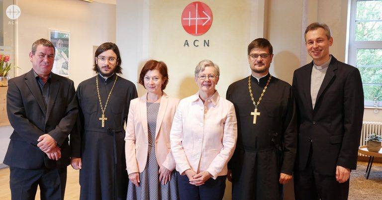 Ecumenism: Catholics and Russian Orthodox collaborate to help Christians in the Middle East
