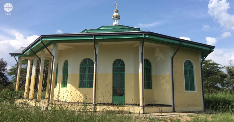 Ethiopia: the Catholics of Pawi are delighted with their new church