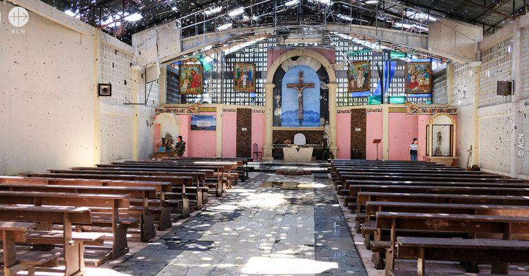 Filipinas: «La fe es lo que constituye la Iglesia, no las circunstancias»