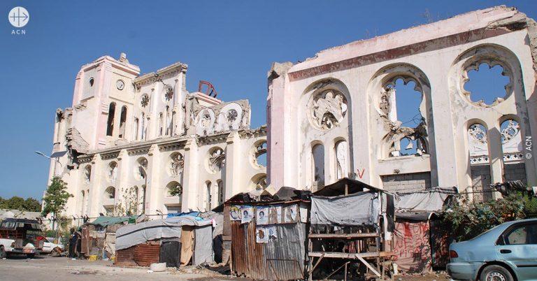 Haiti's catholic church calls for urgent political acting