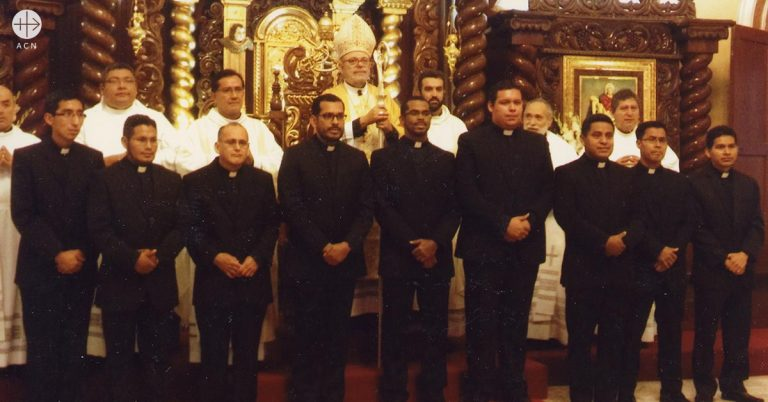 Help for the training of 19 seminarians in the Amazon region, in Peru