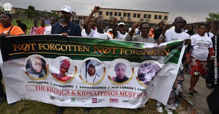"""Nigeria: """"Leah Sharibu must have been raped and forced to convert"""""""