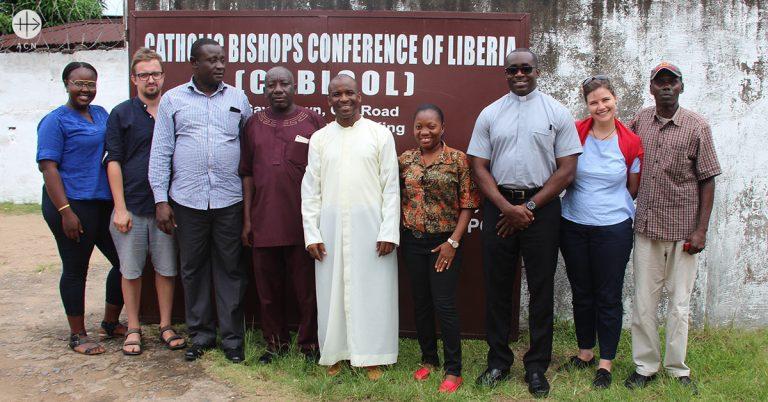Liberia: Ejercicios espirituales para sacerdotes