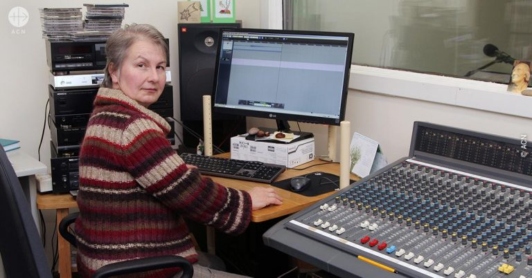 Lithuania: Support for the Catholic radio station in Vilnius