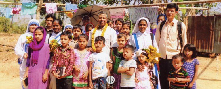 Los cristianos oprimidos de Bangladesh se alegran de la visita del Papa
