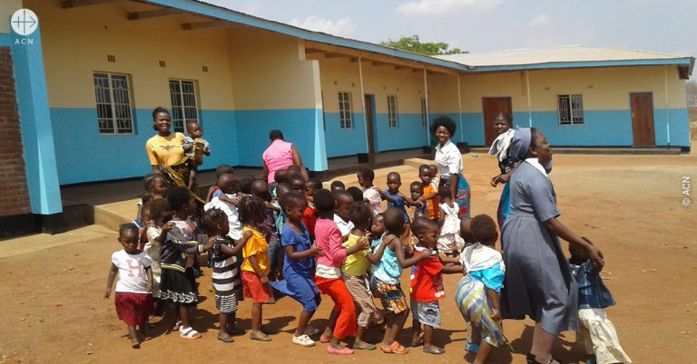 Malawi: Completion of a retreat house for religious sisters
