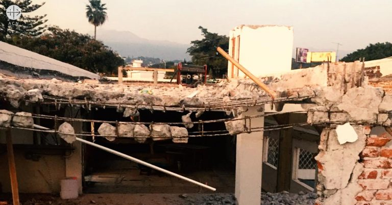 Mexico: one year after the earthquake