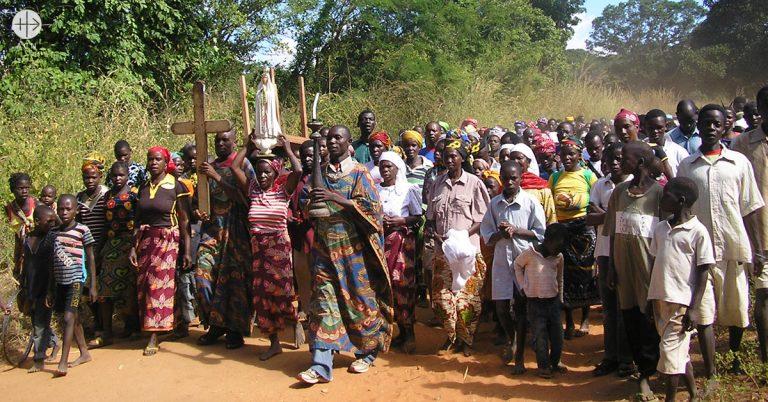 Mozambique espera con anhelo la visita del Santo Padre