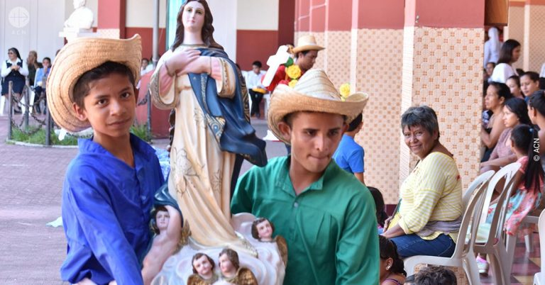 """Nicaragua: """"The unity of the Church is the greatest strength that we bishops have"""""""