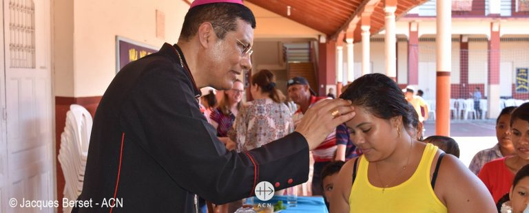 Nicaragua: There is no way out of the current crisis without the involvement of the church
