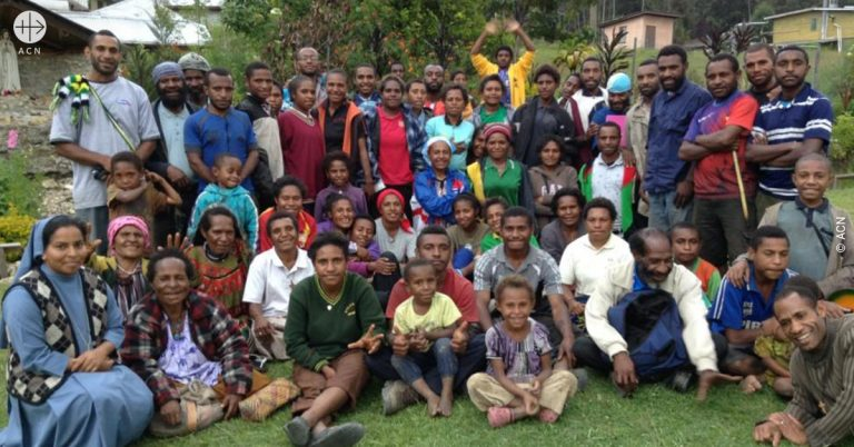 Papua New Guinea: Support for the family apostolate in the diocese of Wabag