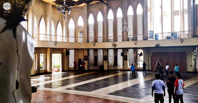 Renewed by Faith: Jolo Cathedral Restored After Twin Bombing