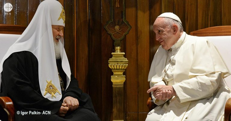 Russia: Ecumenical conference held on the third anniversary of the historic meeting between Pope Francis and Patriarch Kirill