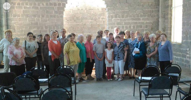 Russia: Help to renovate the Catholic parish church of Magadan