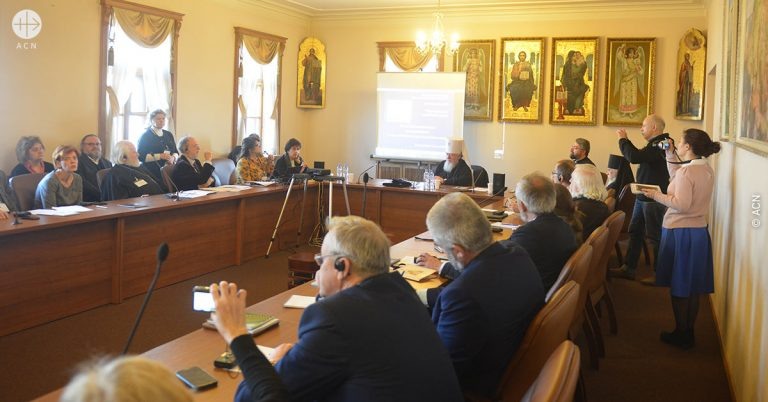 Russia: Support for an ecumenical conference in Moscow on the pastoral care of the psychologically sick