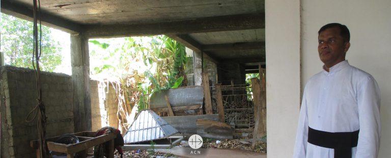 """Sri Lanka: """"Los fundamentalistas ven una amenaza en el Cristianismo""""."""