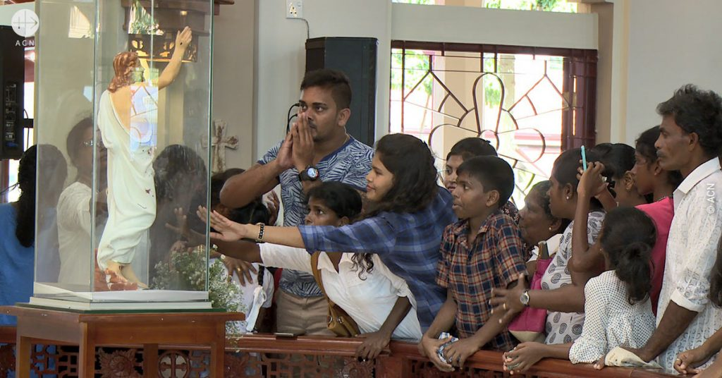 "Sri Lanka: ""The whole country was baptised overnight"""