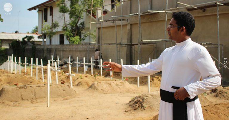 Sri Lanka: The terror attacks have hurt people of all faiths