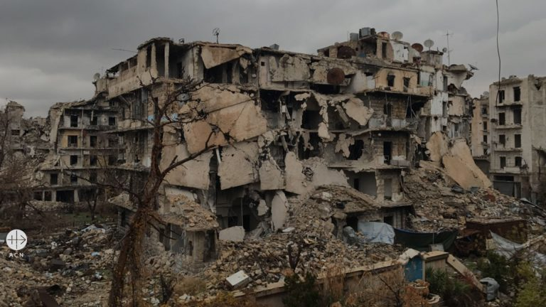 Syria – the situation in Damascus is critical