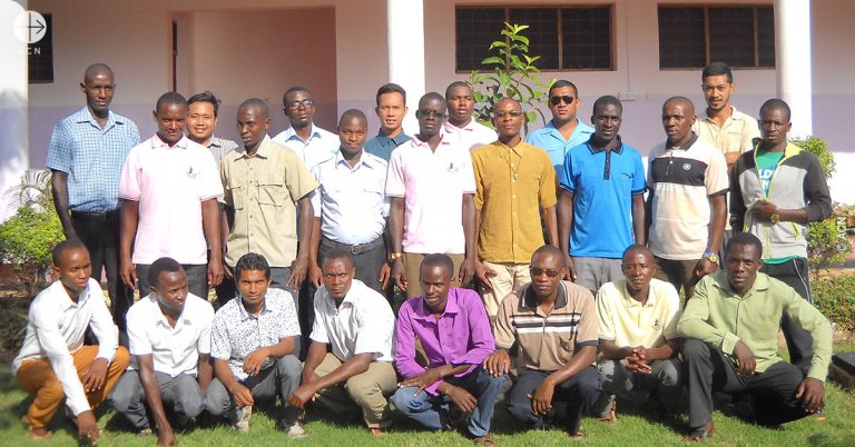 Tanzania. Education for children and young people in Dar es Salaam