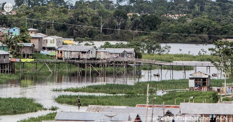 """The Amazon Synod: """"We need to move from a 'Church that visits' to a 'Church that remains'."""""""