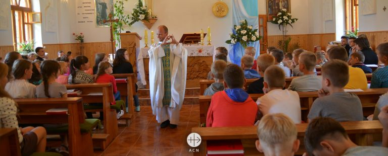 """Ukraine: """"The most important mission of the church is to bring God to the people"""""""