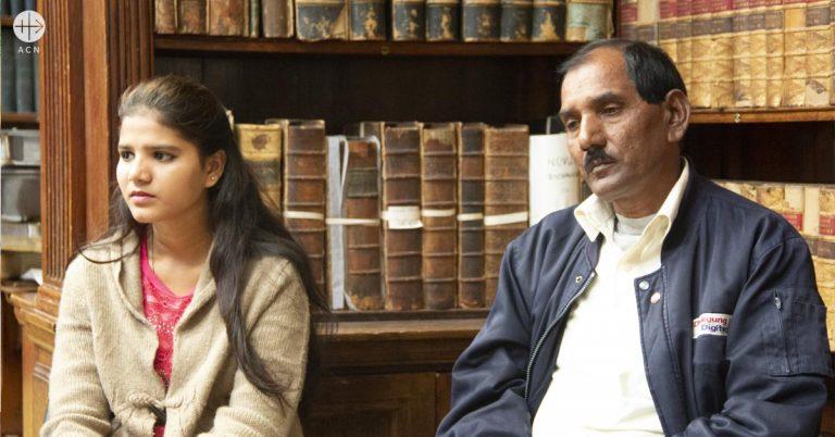 Video: Ashiq Masih, husband of Asia Bibi, gave an interview to ACN