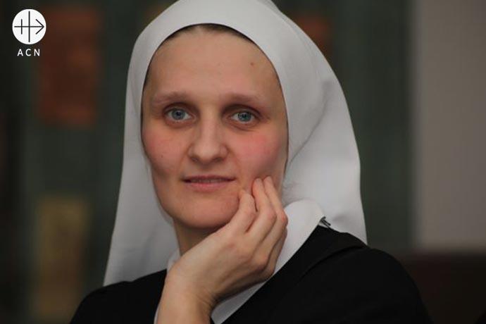 Sister Maria Šalaboda.