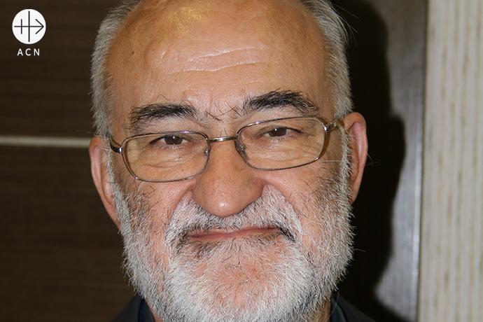 Mgr. Cristóbal López Romero, Archbishop of Rabat, Morocco.