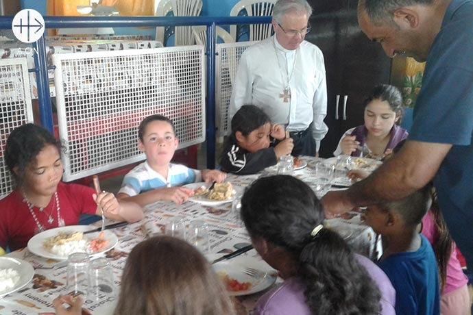 Brazil: Mass stipends for 19 priests of the Shalom Community.