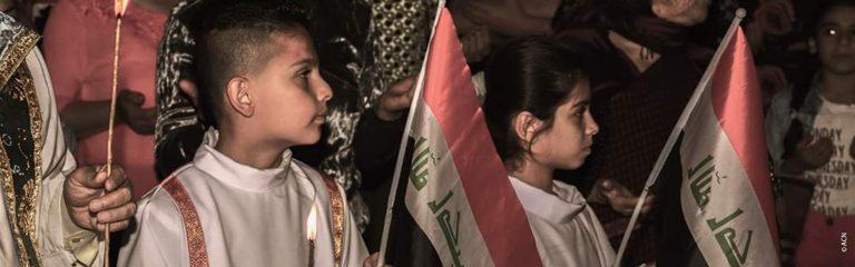 A raíz de las protestas con victimas mortales en Irak, los cristianos viven entre la esperanza y el miedo