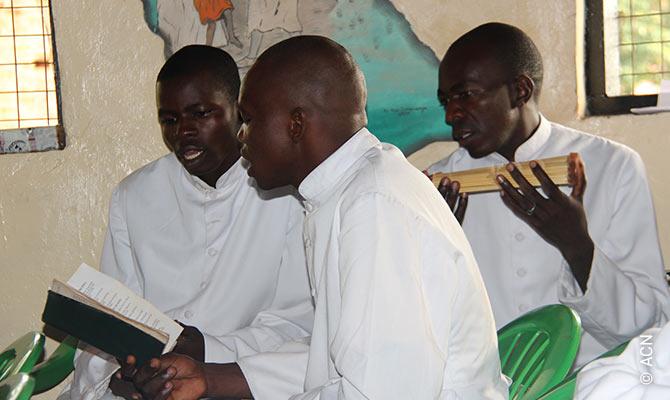Sudán del Sur: «Estaba dispuesto a una nueva misión».