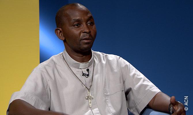 Father Boniface Isenge.