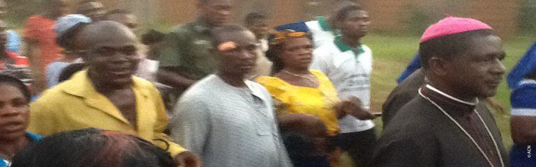 Camerún: «No levantes tu mano contra el Ungido de Yahweh»