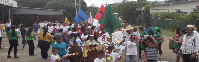 """Panamá: """"Trabajamos en lugares donde solo se puede acceder con autos 4×4"""""""
