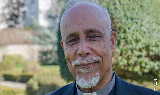 Coptic Catholic Bishop Kyrillos William of Assiut
