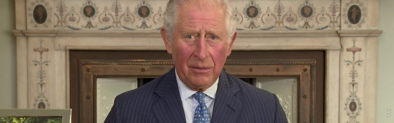 A message from HRH the Prince of Wales recorded at St James´s Palace