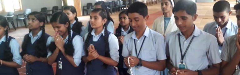 «Un millón de niños rezan el rosario»: Más de 26.000 niños participaron con entusiasmo