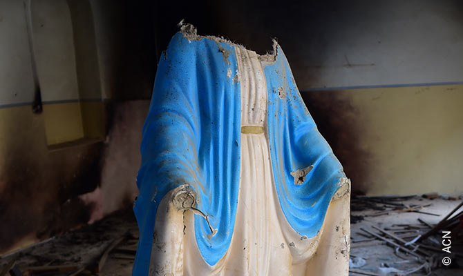 Batnaya: El último baluarte de la destrucción islámica en la Llanura de Nínive resurge de las cenizas.