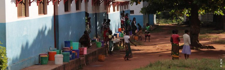"""Mozambique: Para el obispo de Pemba los ataques en Cabo Delgado son """"una tragedia"""""""