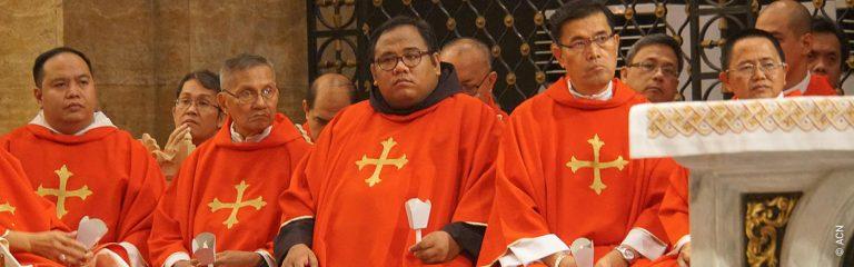 Filipinas – #RedWednesday, fecha oficial en el calendario de la Iglesia filipina