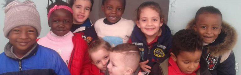 Nuovi progetti di Aiuto alla Chiesa che Soffre per i bambini cristiani