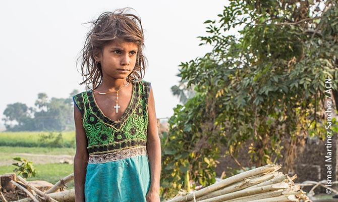 Nuovi progetti di Aiuto alla Chiesa che Soffre per i bambini cristiani.