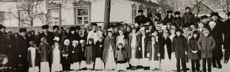 ACN: 30 años de cooperación con el obispo ruso de Novosibirsk