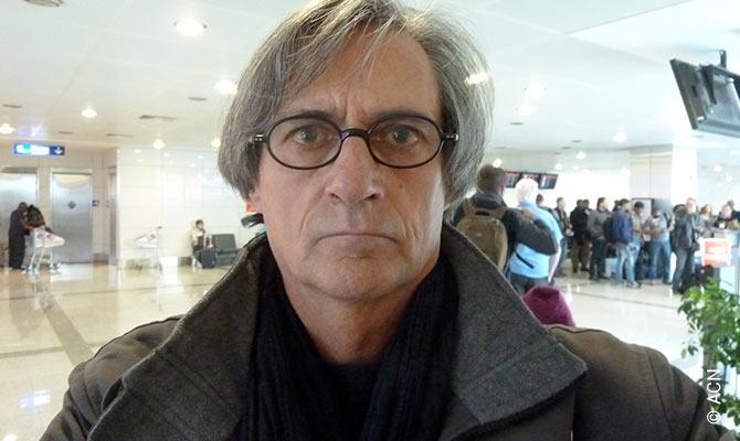 Etienne Copeaux, historiador de la Turquía contemporánea.