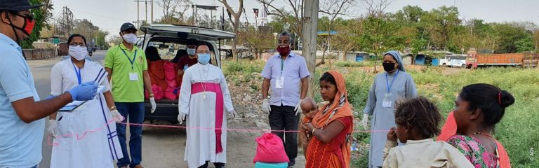 """India in the grip of Covid: """"It is only our faith that keeps us going."""""""
