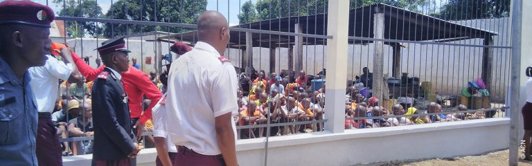 Madagascar, padre Henryk Sawarski: «Estuve en la cárcel, y vinisteis a mí»