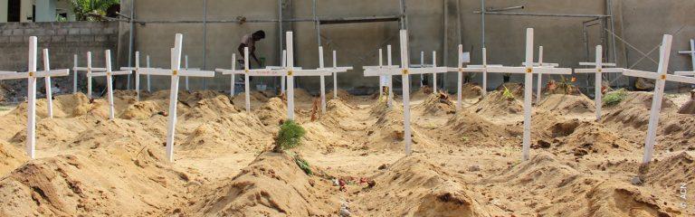 Atentados en Sri Lanka: Primer aniversario bajo el signo del perdón