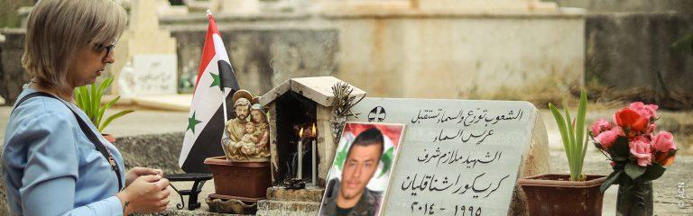 Siria: Hemos sobrevivido nueve años de guerra, ¿nos va a matar ahora un virus?