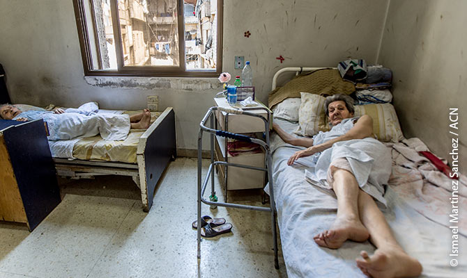 Syria: We have survived nine years of war – are we now going to be killed by a virus?